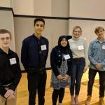 2018 OSU Folk Club High School Scholarship Recipients